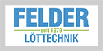 Felder Löttechnik: Felder Stangenlot, Felder Stangenlötzinn, Felder Röhrenlot. Rund um das Löten ist die Firma Maier Systeme Löttechnik - Distributor der richtige Ansprechpartner.